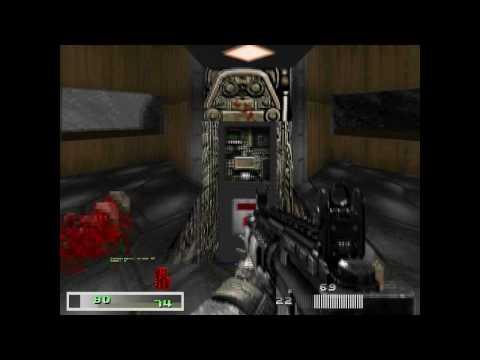 Modern Warfare 2 мод для Doom