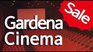 Gardena Cinema, Old-fashioned Single Screen Movie Theater