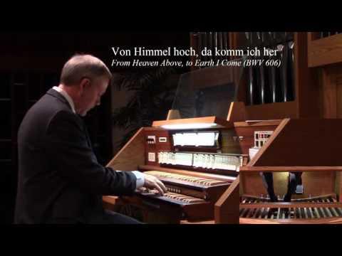 Johann Sebastian Bach's Orgelbuchlein