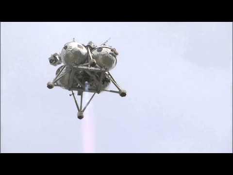 Morpheus Completes Free Flight Test #Nasa