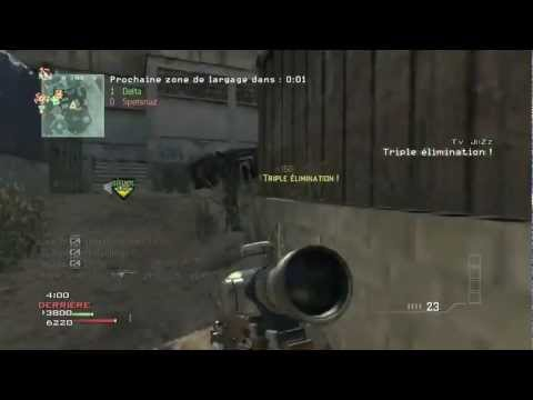 Triple C4 MW3 | Dome | JiiZz