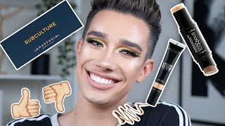 GET READY WITH ME USING FIRST IMPRESSIONS | ANASTASIA SUBCULTURE, LIQUID GLOW, NEW FAV FOUNDATION?!