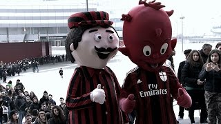 ElSha and Jack meet fans at Casa Milan | AC Milan Official
