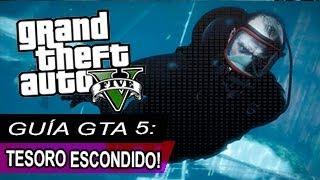 """DINERO INFINITO EN GTA 5! """"Como Conseguir El Tesoro"""