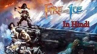 Fire & Ice Cartoon Movie In Hindi