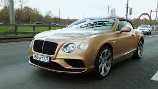 Наши тесты. Вып.889. Bentley Continental GT. Авто Плюс ТВ