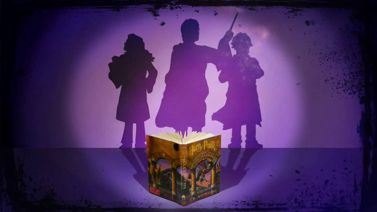 Harry Potter Book Trailer : Harry potter book trailer youtube