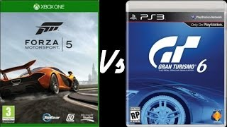 Forza 5 Vs Gran Turismo 6 Which Is Best? (A Detailed