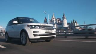 DT Test Drive — Range Rover VOGUE (510 HP). DragTimes info video - Драгтаймс инфо видео.