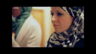 British Girl CLAIRE EVANS Converted To Islam Last July