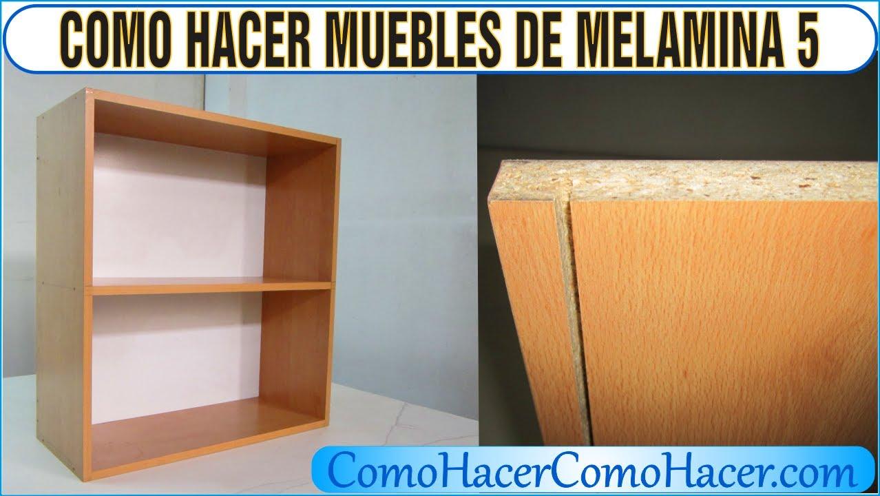 Como Hacer Muebles De Cocina Dise Os Arquitect Nicos Mimasku Com # Muebles Laminados