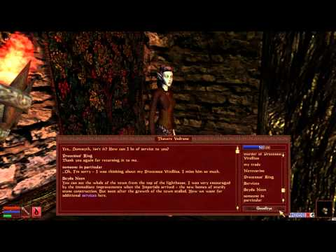 Modded Morrowind S02E004 - Tales of the Bittercoast