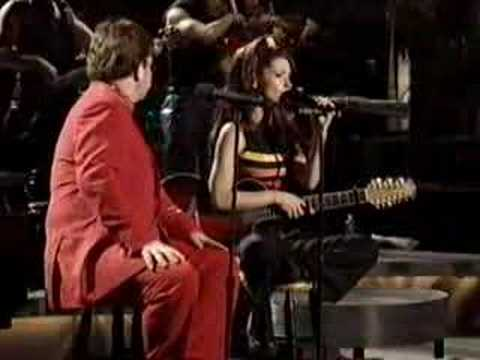 Shania Twain and Elton John - You're Still The One