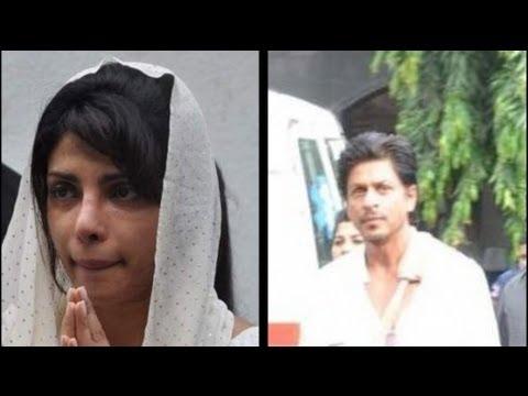 Priyanka Chopra's Father Passes Away, SRK Condoles Priyanka
