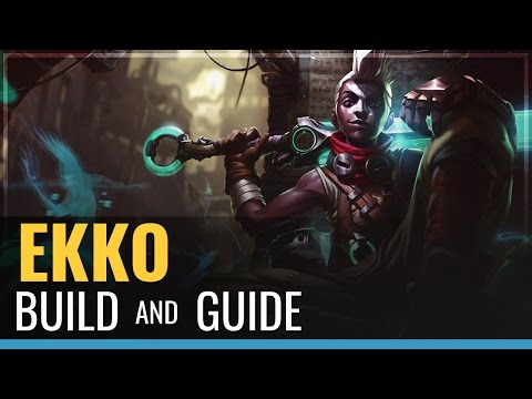 Ekko Build and Guide - League of Legends