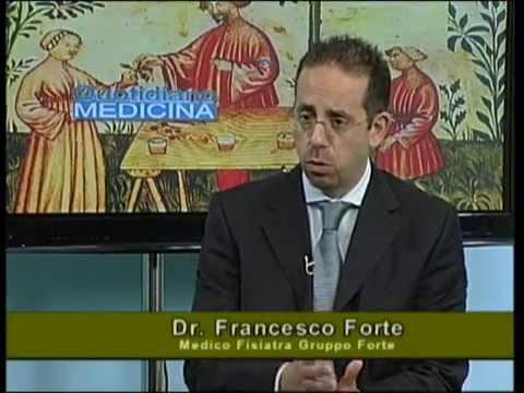 Quotidiano Medicina 5/6/14. Focus: Ernia del disco senza chirurgia. Francesco Forte
