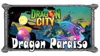 Dragon City Combinacion Del Dragon Paraiso Dragones