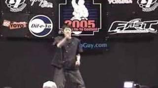 2005 Yo-Yo Champion: Takayasu Tanaka