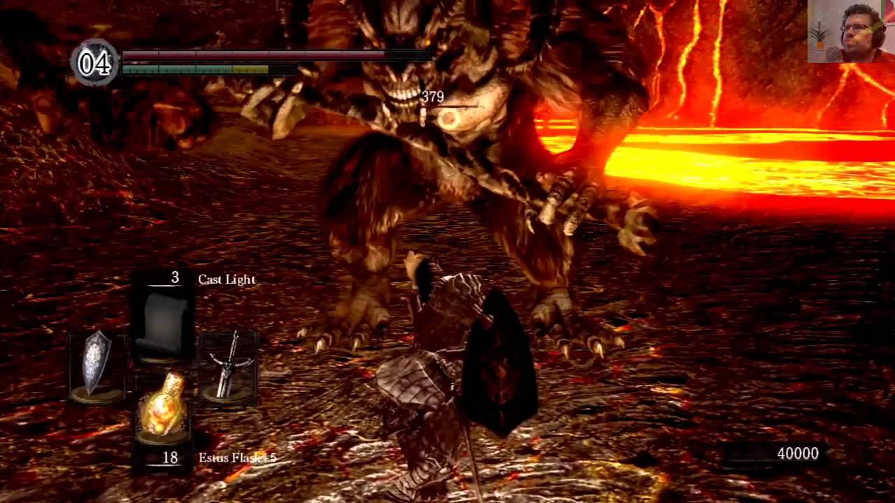 Hed gra w Dark Souls  ...