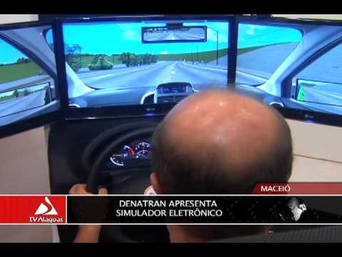 DENATRAN apresenta simulador eletrônico