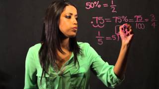 How To Teach Fractions, Percents & Decimals To The 8th