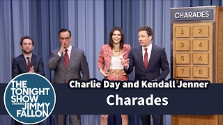 Charades with Charlie Day and Kendall Jenner