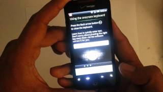 How To Bypass The Activation Screen On The Htc Droid