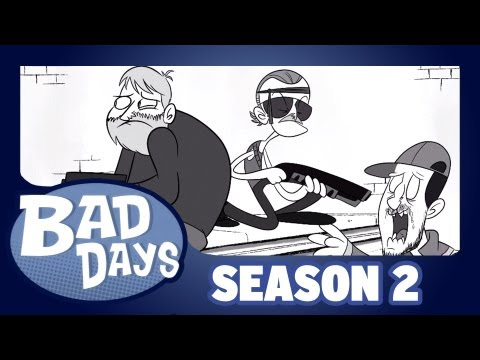 The Walking Dead - Bad Days - Season 2 - Ep3