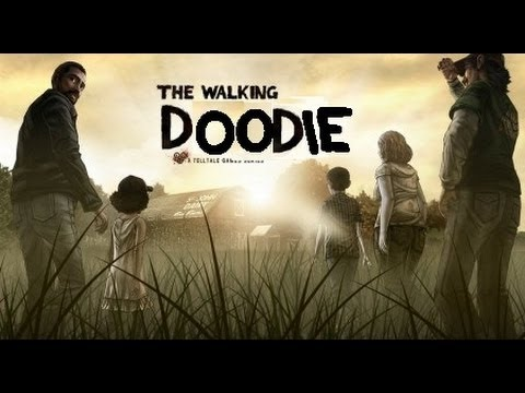 The Walking Doodie