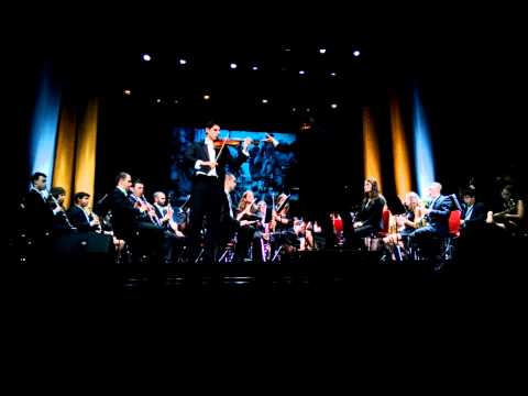 West Europe Orchestra - 7th Art Magic Concert - Schindler's List Theme