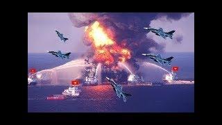 Bất ngờ Nga tuyên bố CỨNG đuổi Trung Quốc ra khỏi biển Đông giúp Việt Nam khoan dầu khí