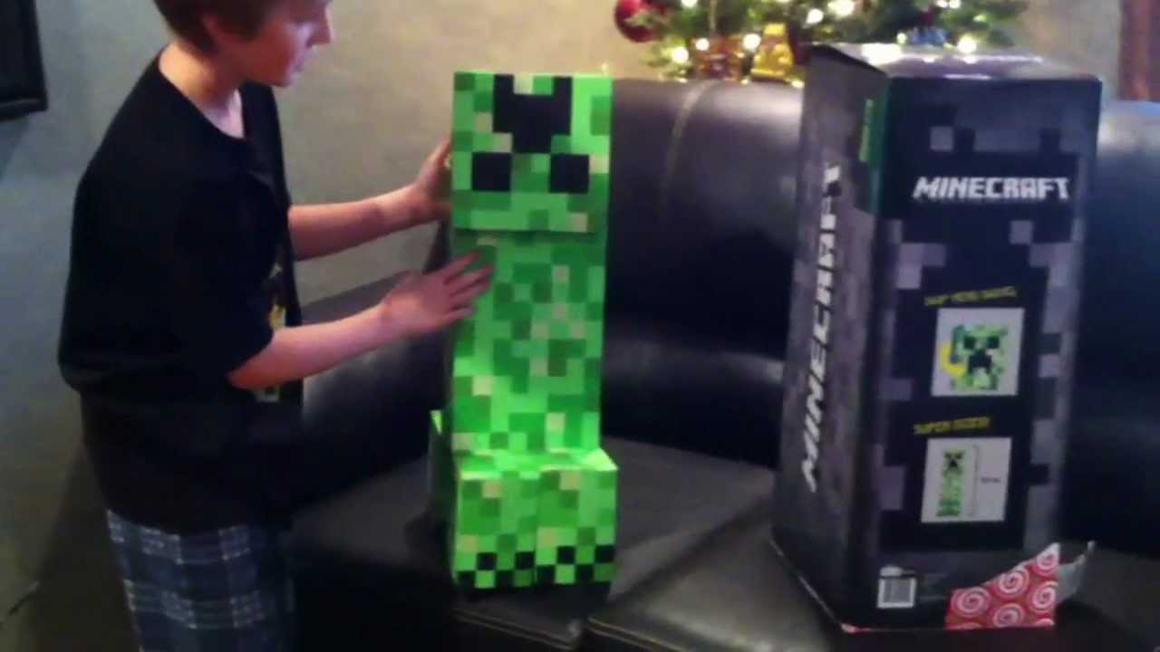 Minecraft Mutant Creeper Toy