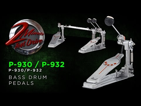 Pearl P932 Demonator Double Bass Drum Pedal