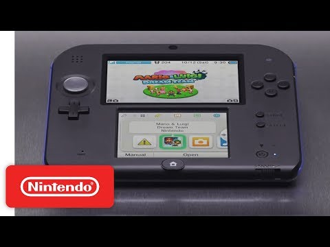 Nintendo 2DS - Introduction