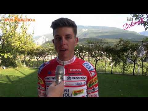 Copertina video Puntata n.1: Mattia Bais (ciclismo)