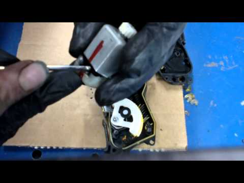 ford door lock actuator cheap fix diy fmov youtube