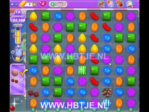 Candy Crush Saga Dreamworld level 57