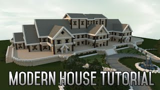Minecraft luxury house mp3 fast download free for Minecraft big modern house tour
