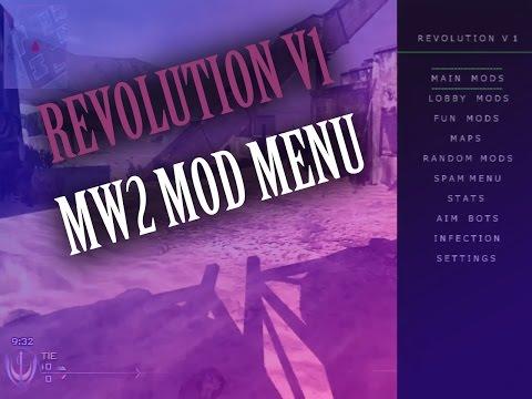 Free Mw2 usb mod menu DOWNLOAD LINK