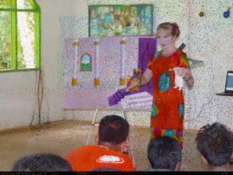Andrea Colson - Missionary in Chuuk, Micronesia