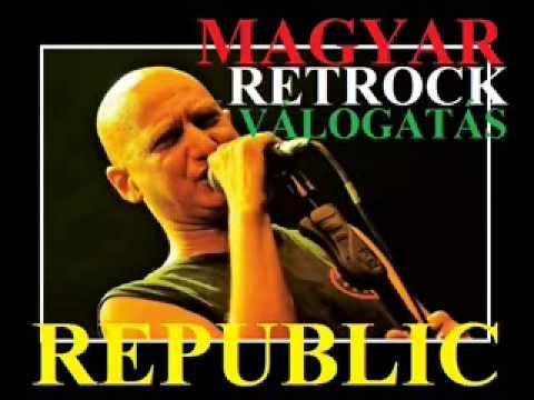 Magyar Retrock Válogatás  Republic  by Mzozy