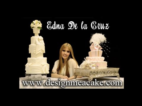 Cake Decorating- Edna De la Cruz in PR
