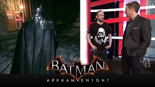 Batman: Arkham Knight Gameplay Demo E3 2015