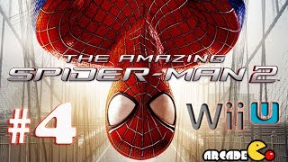 The Amazing Spider-Man 2 Defeat Shocker BOSS Walkthrough