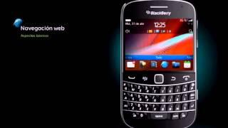 Como Utilizar El Blackberry Bold 9900 Y 9930 Paso A Paso