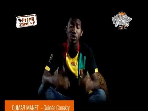 Interview - OUMAR MANET - GUINEE CONAKRY