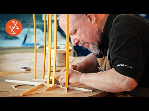 Making a Guitar   Handcrafted Woodworking   Où se trouve: Greenfield Guitars