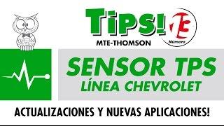 TIPS 13 – Sensores TPS Línea Chevrolet