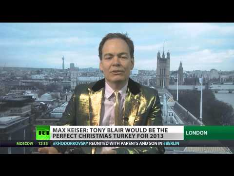 Venture Capital: Jamie Dimon - Syphilis for Christmas (E21 ft. Max Keiser)