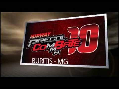 Precol Combate 10 - Buritis-MG